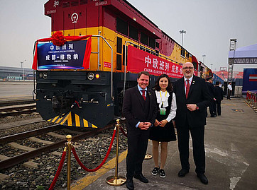 World rail freight news round-up