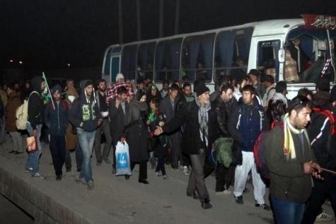 دفتر صدور ویزا در شهر مهران آغاز بهکار کرد