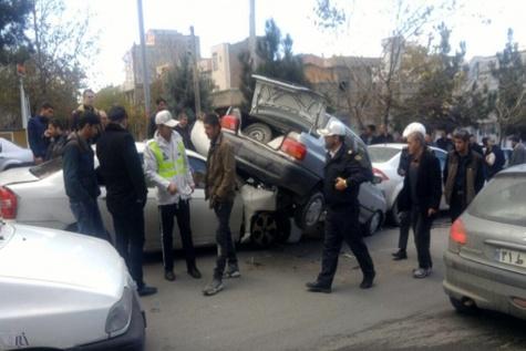رعایت نکردن قوانین راهنمایی و رانندگی عامل اصلی تصادفات