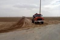 ۷۰ پروژه ساخت و بهسازی محورهای روستایی در استان مرکزی