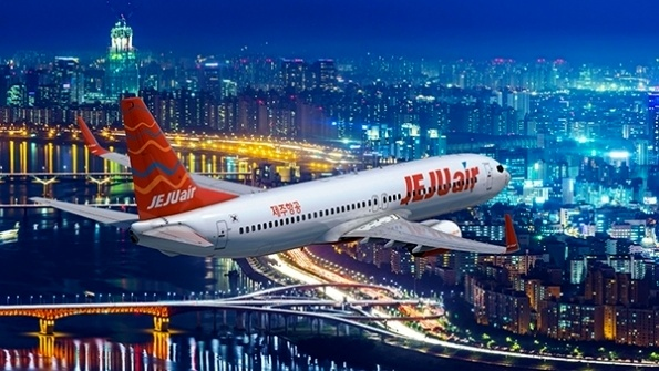 LCC Jeju Air takes first direct-ordered Boeing 737-800