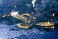 (تصاویر) نگاهی به سوانح تاریخی کشتیرانی دنیا