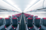 Eurowings makes free middle seat bookable from 18 Euro