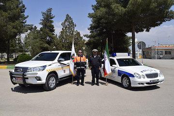 کاهش صددرصدی تصادفات جادهای در سفرهای نوروزی نیشابور