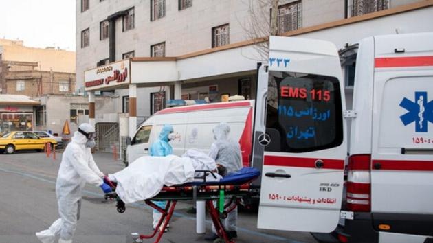 ماموریتهای کرونایی اورژانس تهران نصف شد