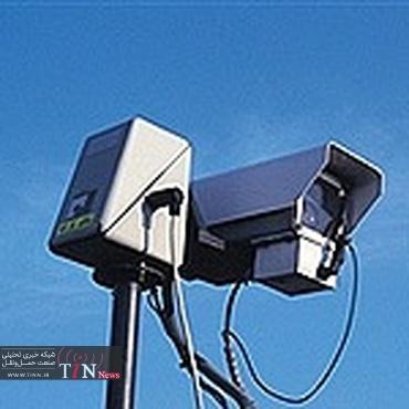 عملکرد دوربینهای کنترل سرعت در کرمان