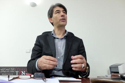 منوچهر سلمانزاده-مديركل دفتر ترانزيت و حمل و نقل بينالمللي