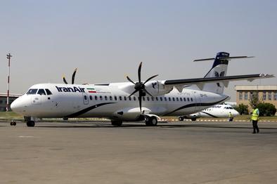 پرواز سمنان-مشهد با هواپیمای ATR برقرار میشود