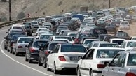 افزایش ۱۰ درصدی تردد خودروها در جاده های استان همدان