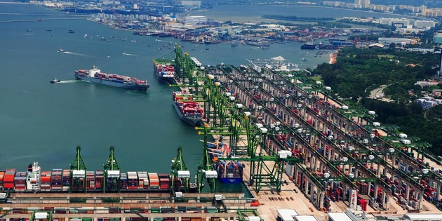 Singapore the leading maritime capital, report notes