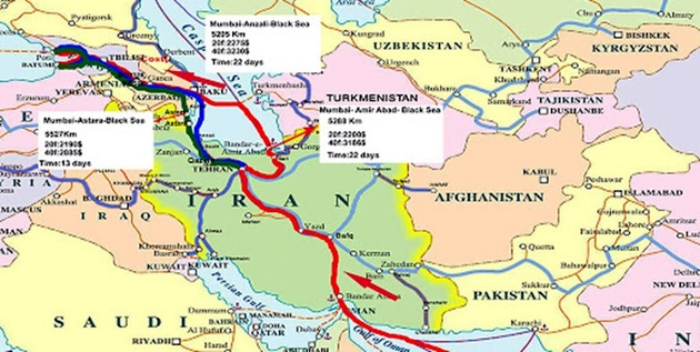 تلاش ترکیه برای حذف ایران از ترانزیت منطقه