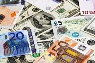 قیمت دلار و یورو در مدار نزولی