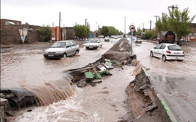 جاده مشهد - کلات مسدود است