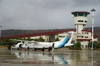 پروژه توسعه و بهسازی سطوح پروازی فرودگاه یاسوج از سرگرفته شد
