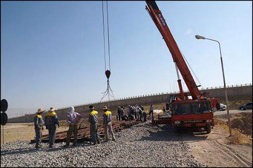 رونق اقتصادی شرق کشور با افتتاح راه آهن خواف - هرات