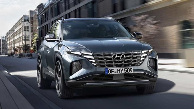 2022 Hyundai Tucson Looks Wild In The Metal