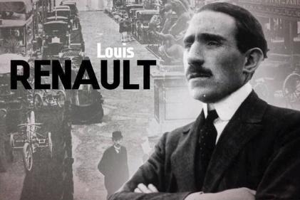 لوئی «رنو»، برند اول صنعت فرانسویها