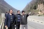 جزییات ساخت زیباترین پل تککابلی در جاده هراز