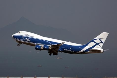 AirBridgeCargo boosts volume 17% in 1Q