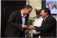 انتصاب مهندس مسعود جمیلی کرمانی به مدیریت راهداری و حمل و نقل جاده ای جنوب استان کرمان