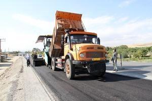 ساماندهی ورودی های شهر ارومیه در حال اجرا است