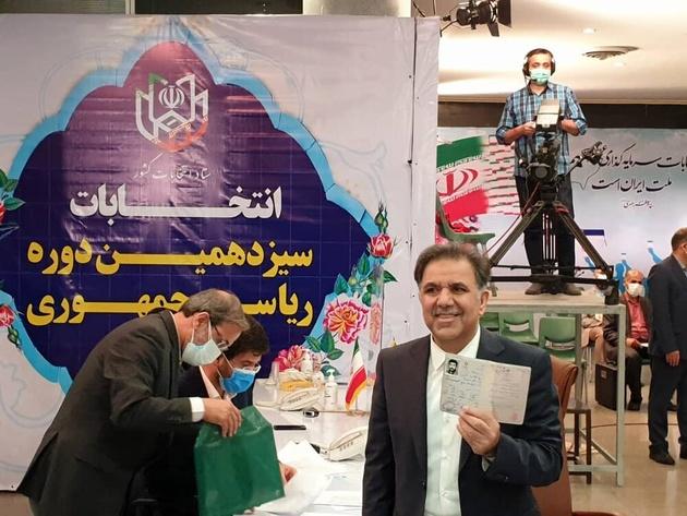 """پیگیری  """"عباس آخوندی"""" در مورد عدم احراز صلاحیت خود + متن نامه"""