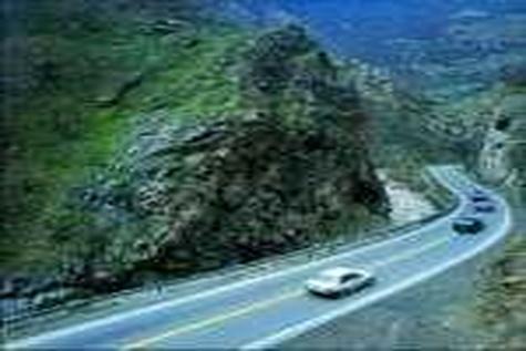 جاده کمکی کرج – چالوس در حال احداثاست