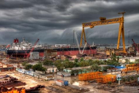 متولیان صنایع کشتی سازی داخلی چگونه می توانند تهدیدها را کاهش دهند؟