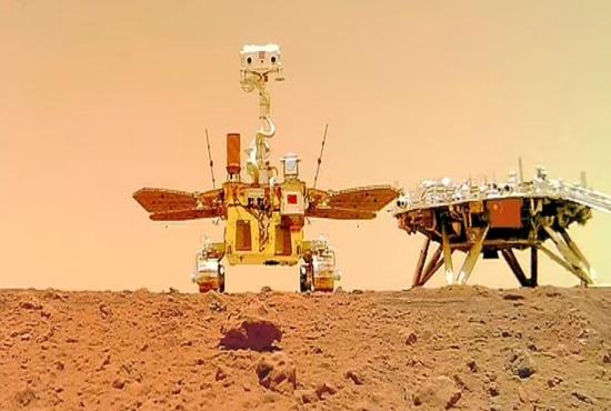 واضح ترین تصویر از سطح مریخ
