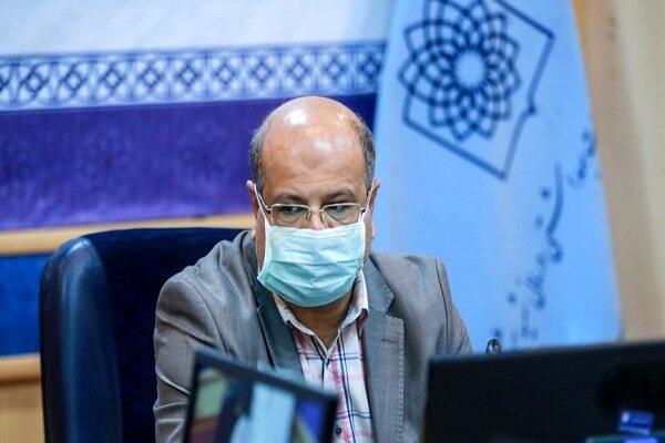 تشریح وضعیت کرونا در تهران