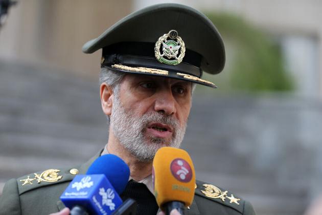 وزیر دفاع: جعبه سیاه هواپیمای مسافربری اوکراین آسیب دیده است