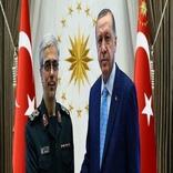 توافق درباره تقویت و تحکیم روابط و همکاریهای نظامی ترکیه و ایران