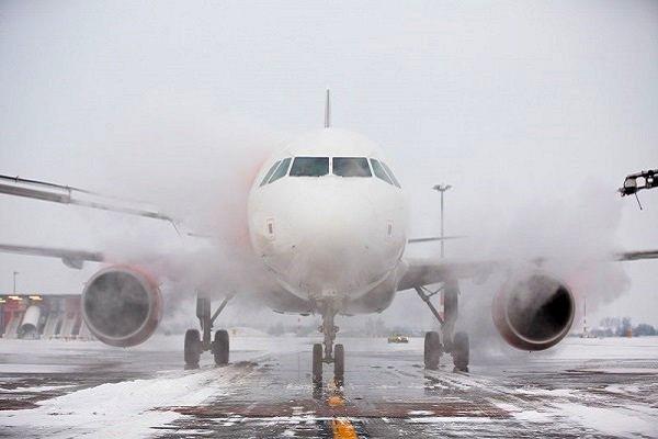 ۱۱ پرواز فرودگاه اهواز بهدلیل شرایط جوی در مبدا باطل شد