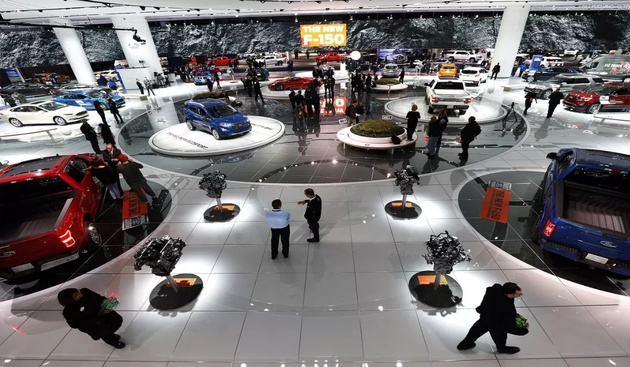 The Detroit Auto Show Will Reportedly Move to June in 2020