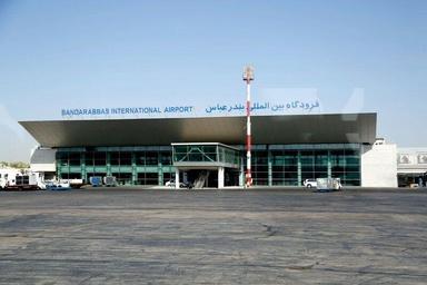 افتتاح پاویون جدید فرودگاه بندرعباس درمهرماه