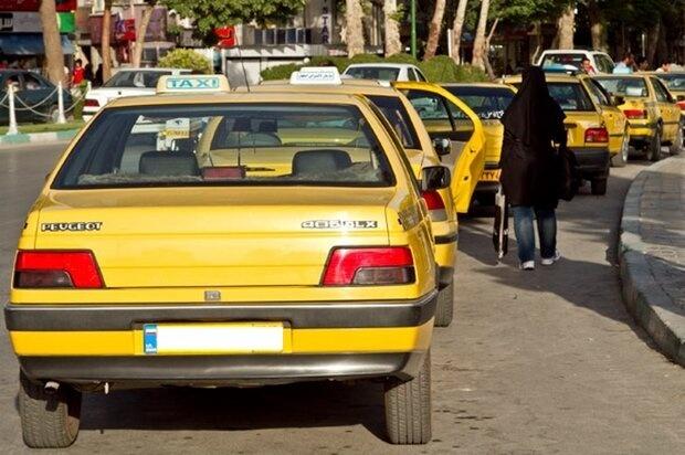 نوسازی ۵۰ هزار دستگاه تاکسی فرسوده ناوگان حمل و نقل شهری