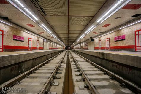 احداث پایانه حمل و نقل عمومی در ایستگاه مترو دولت آباد