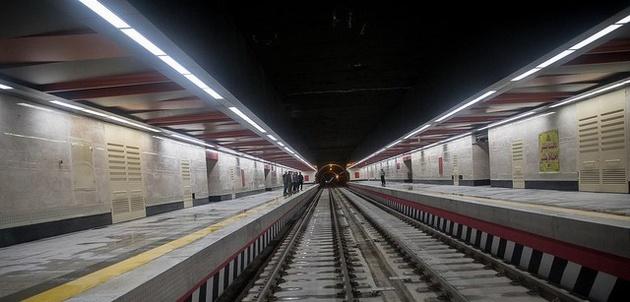 شرکتی شدن پرسنل مترو صحت ندارد