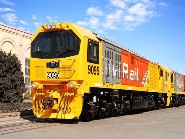 Rolls-Royce to supply MTU Series rail engines for CRRC locomotives
