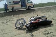 میزان تصادفات موتورسیکلت در هرمزگان، 2 برابر میانگین کشوری است
