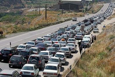 محدودیتها و ممنوعیتهای ترافیکی محورهای اصفهان تا ۲۰ شهریور