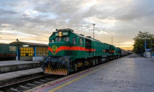 قطار تهران-آنکارا در آستانه افتتاح