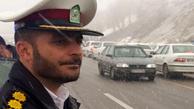 ترافیک پرحجم اما روان در هراز و فیروزکوه