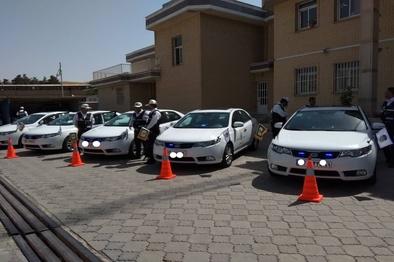 تیمهای نامحسوس پلیس راه همدان افزایش می یابد