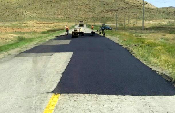 اجرای ۱۲ پروژه جادهای در استان مرکزی