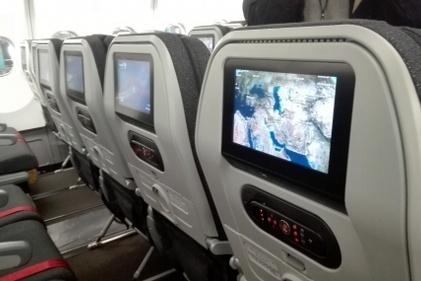 ◄ گزارش تصویری / نمایی از داخل بهروزترین هواپیمای پهنپیکر «هما»