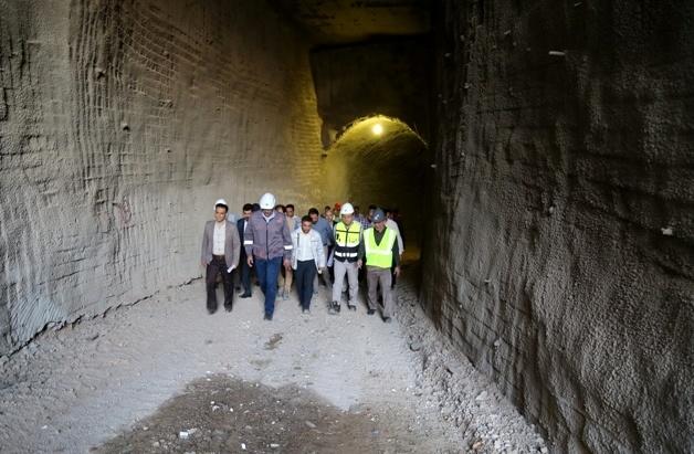 بررسی پیشرفت، تکمیل و رفع نواقص خط هفت مترو
