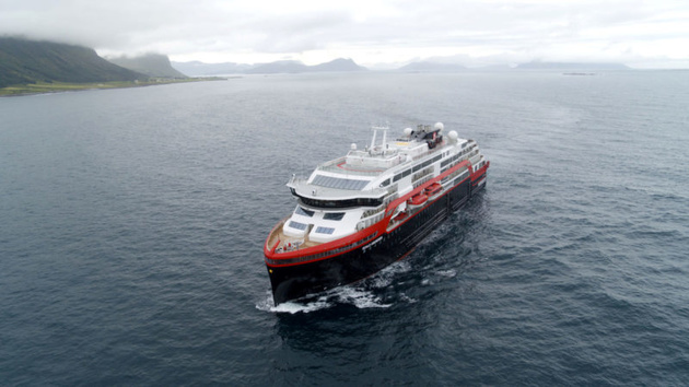 World's First Battery-Powered Cruise Ship Sets Sail for the Arctic