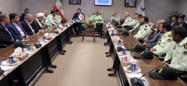 فرمانده پلیس فرودگاههای خراسان جنوبی منصوب شد