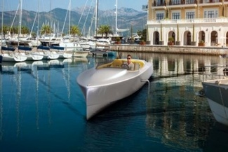 Slick electric hydrofoil looks to rise above range anxiety
